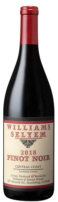 Williams Selyem - Central Coast Pinot Noit