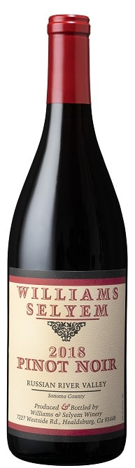 Williams Selyem - Russian River Valley Pinot Noir