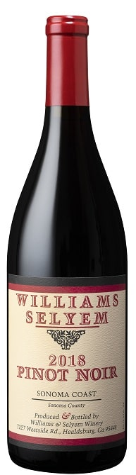 Williams Selyem - Sonoma Coast Pinot Noir