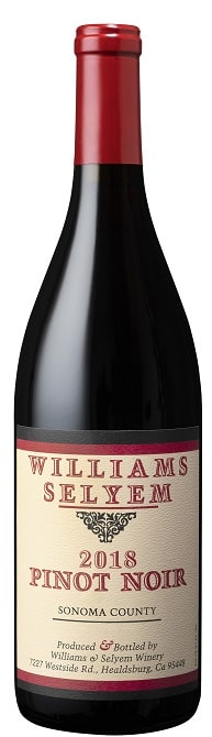 Williams Selyem - Sonoma County Pinot Noir