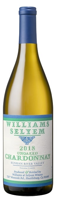 Williams Selyem - Unoaked Chardonnay