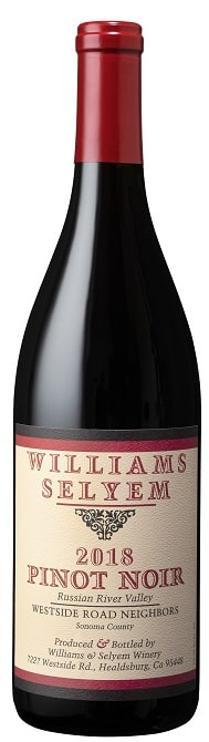 Williams Selyem - Westside Road Neighbors Pinot Noir